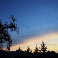 Amanecer/ Sunrise in Michoacan